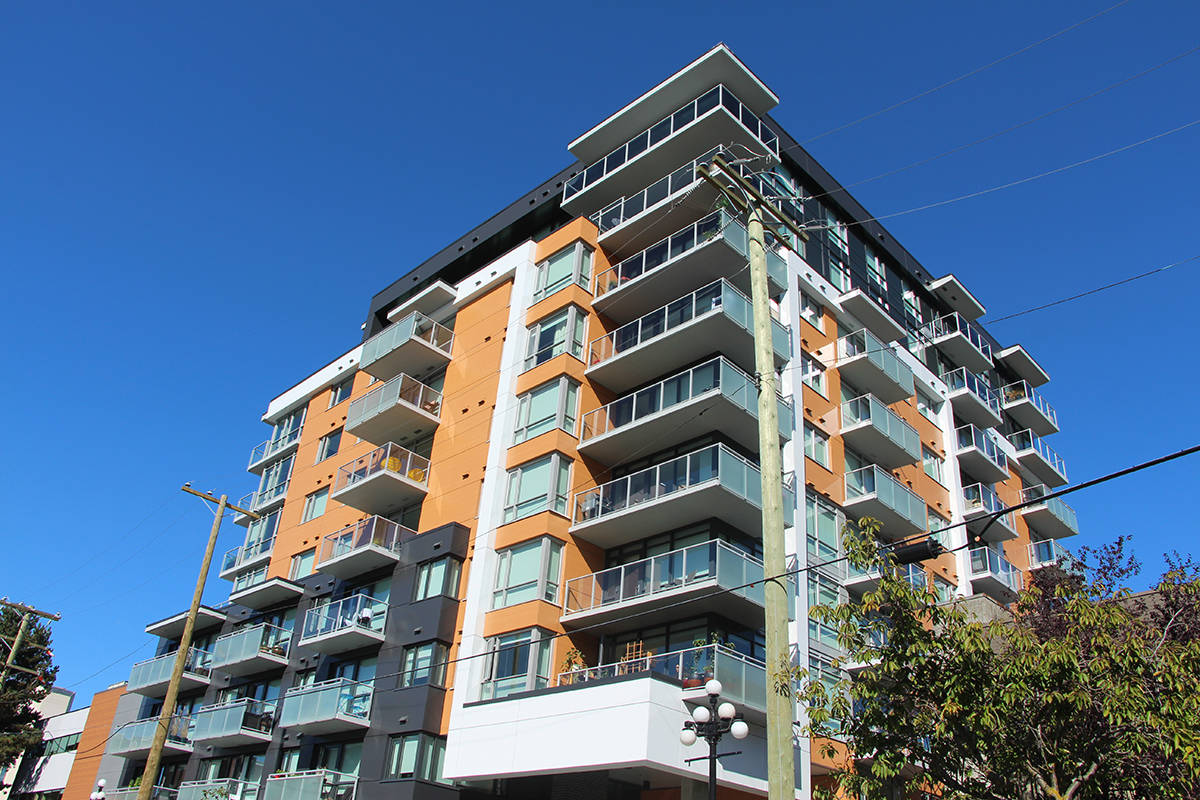 B.C. Liberal leader Andrew Wilkinson says flipping of condo pre-sale condos is a problem in Metro Vancouver, but not widespread elsewhere. (Black Press files)