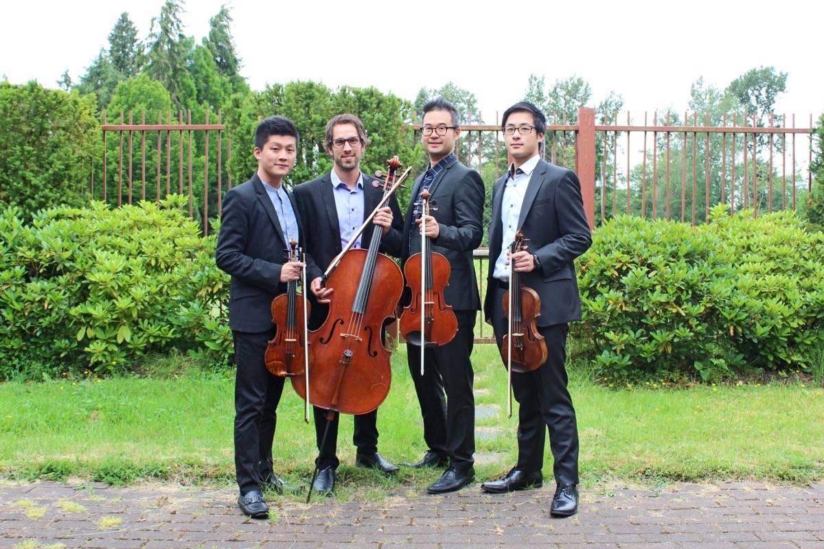 Café Classico season finale features the Rose Gellert String Quartet