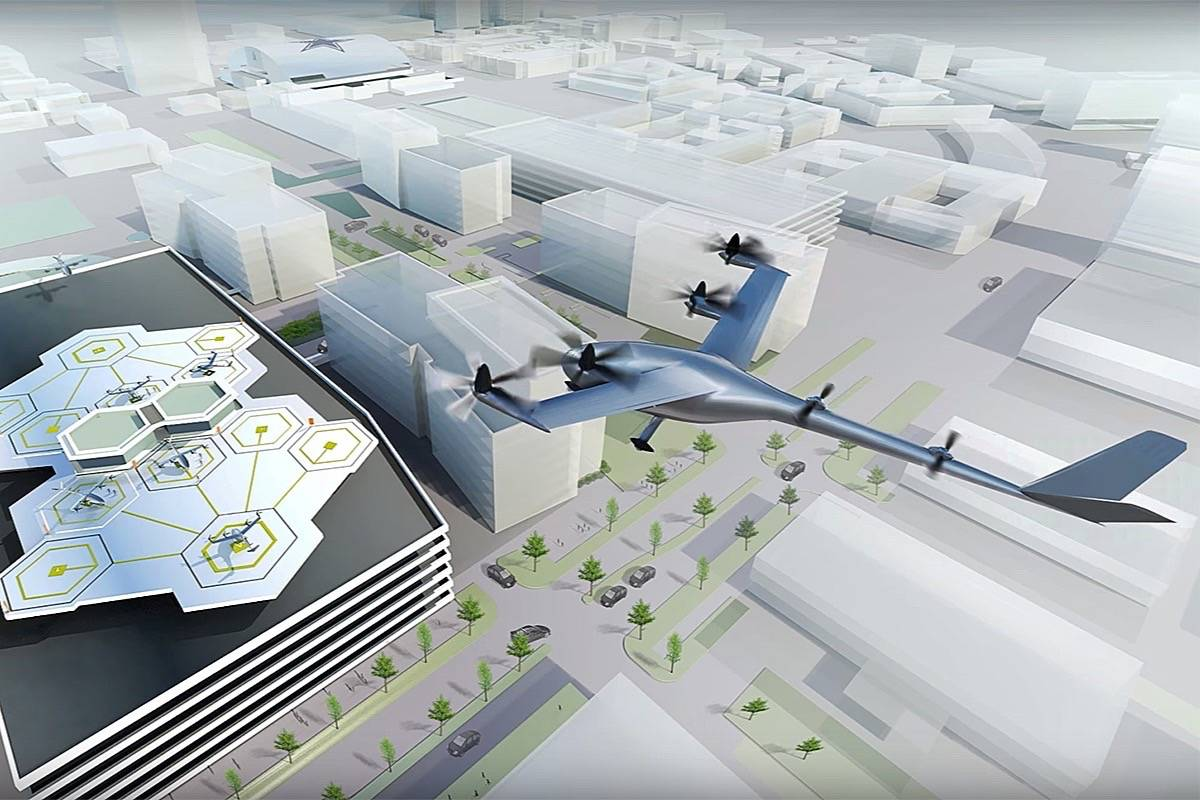 Uber plans to develop electric vehicles capable of silent and swift vertical takeoff and landing for its new Uber Elevate business.