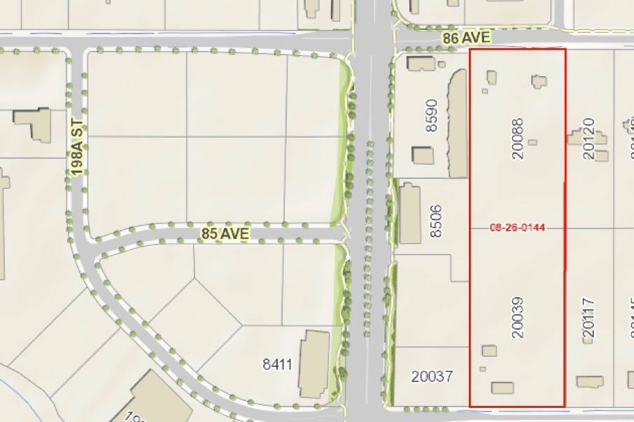 Developer proposes 34-storey tower in Willoughby – Langley