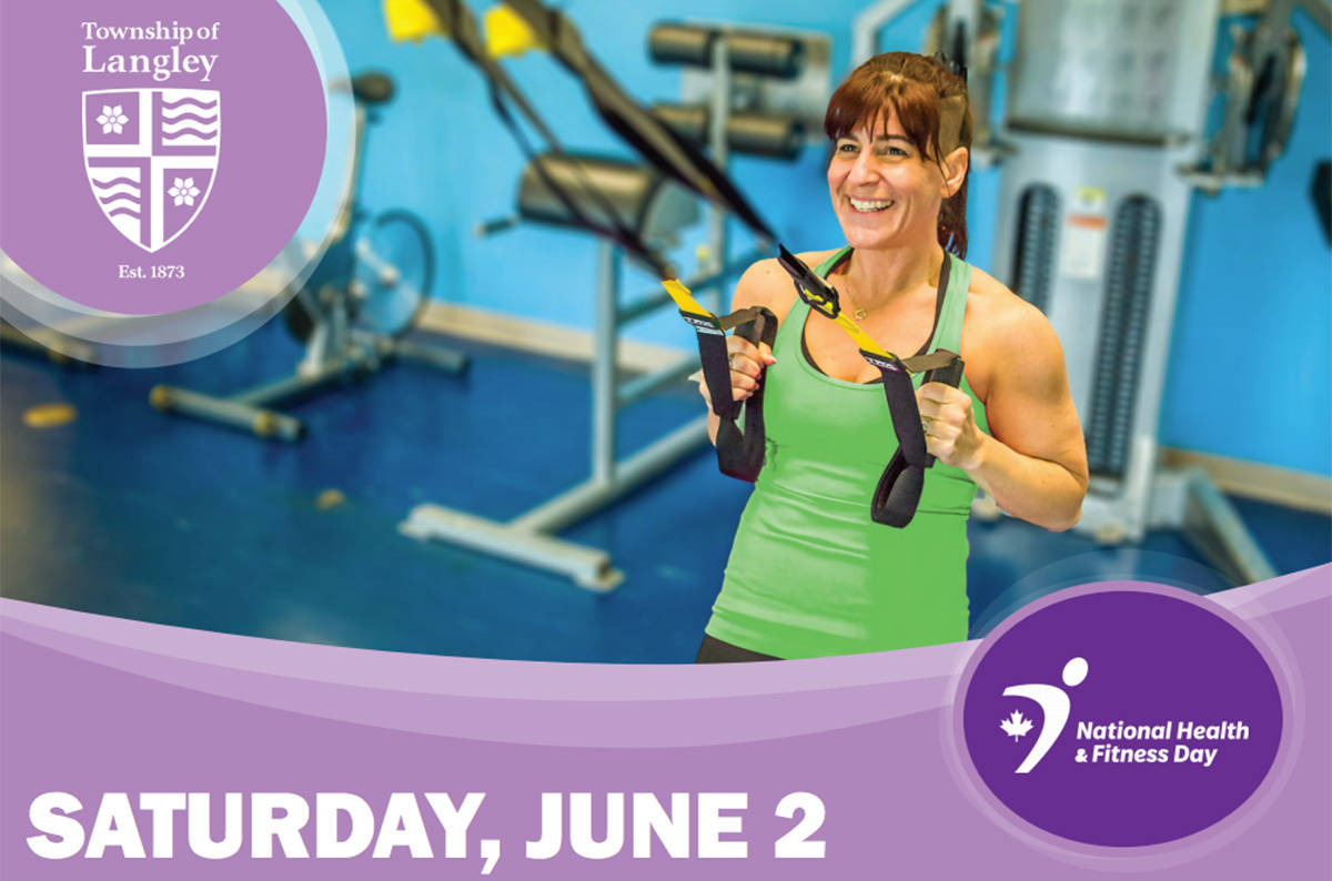Get fit on Fitness Day