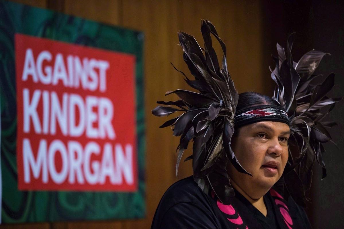 Trans Mountain pipeline: First Nations remain divided