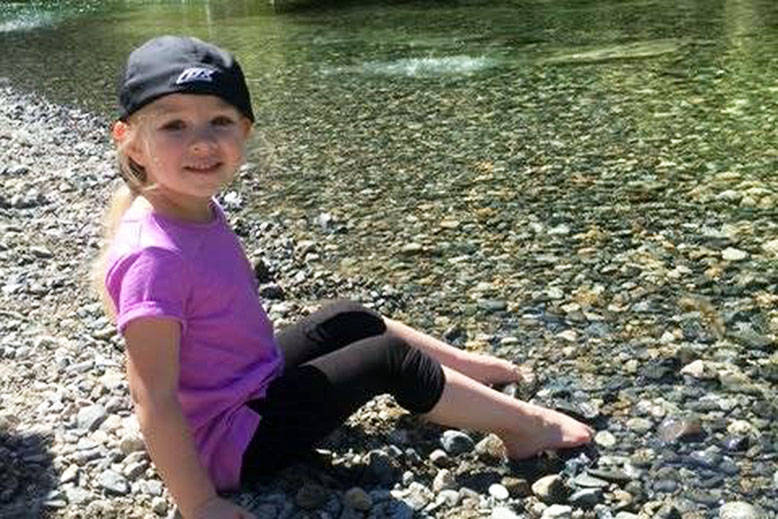Four-year-old Mission girl Lila Jane Zuest was hit by a city bus while visiting Ontario with her mother and brother. The family is now at her hospital bedside. A GoFundMe page has been created to help the family.