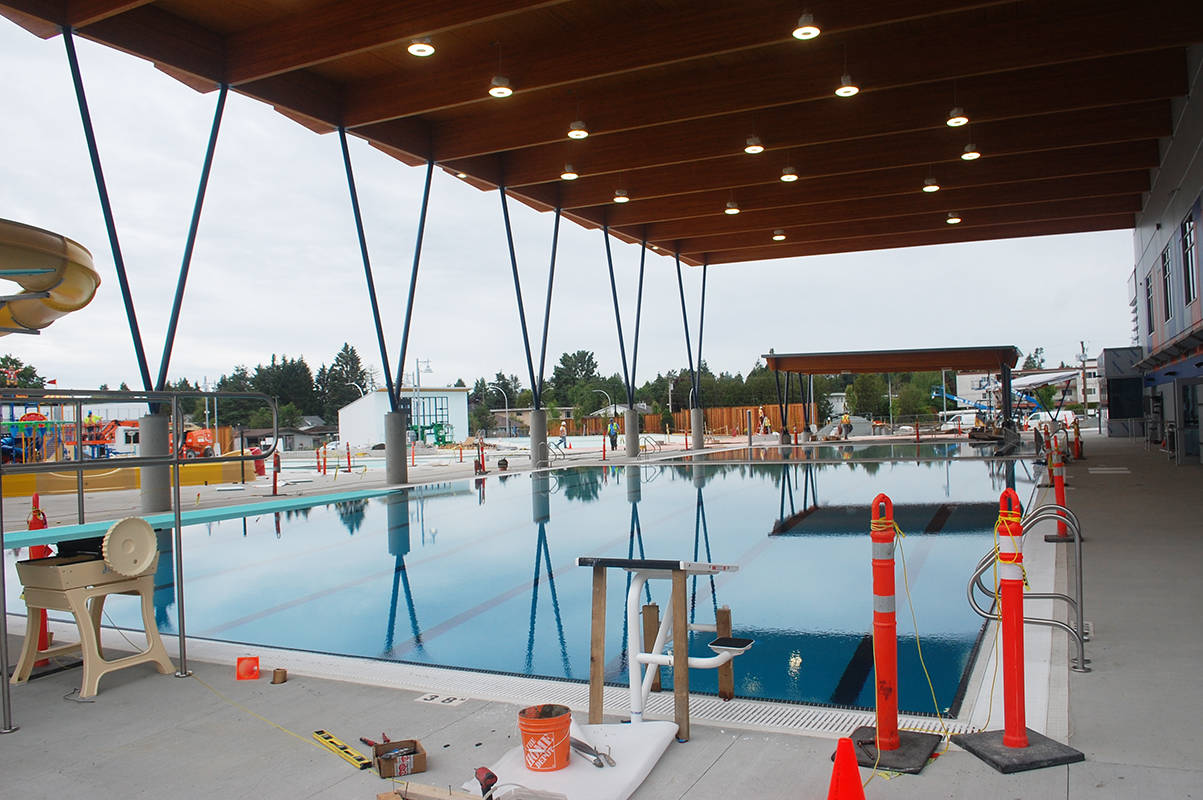 96d0e5b25e Only in Aldergrove' rec centre nears completion – Langley Advance Times