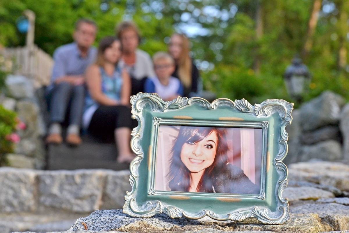 Cheyenne Sekura died Feb. 22, after taking cocaine that a coroner determined had been laced with fentanyl. In the wake of the ongoing opioid overdose crisis, her family is sharing her story in the hopes it will make a difference. (Tracy Holmes photo)