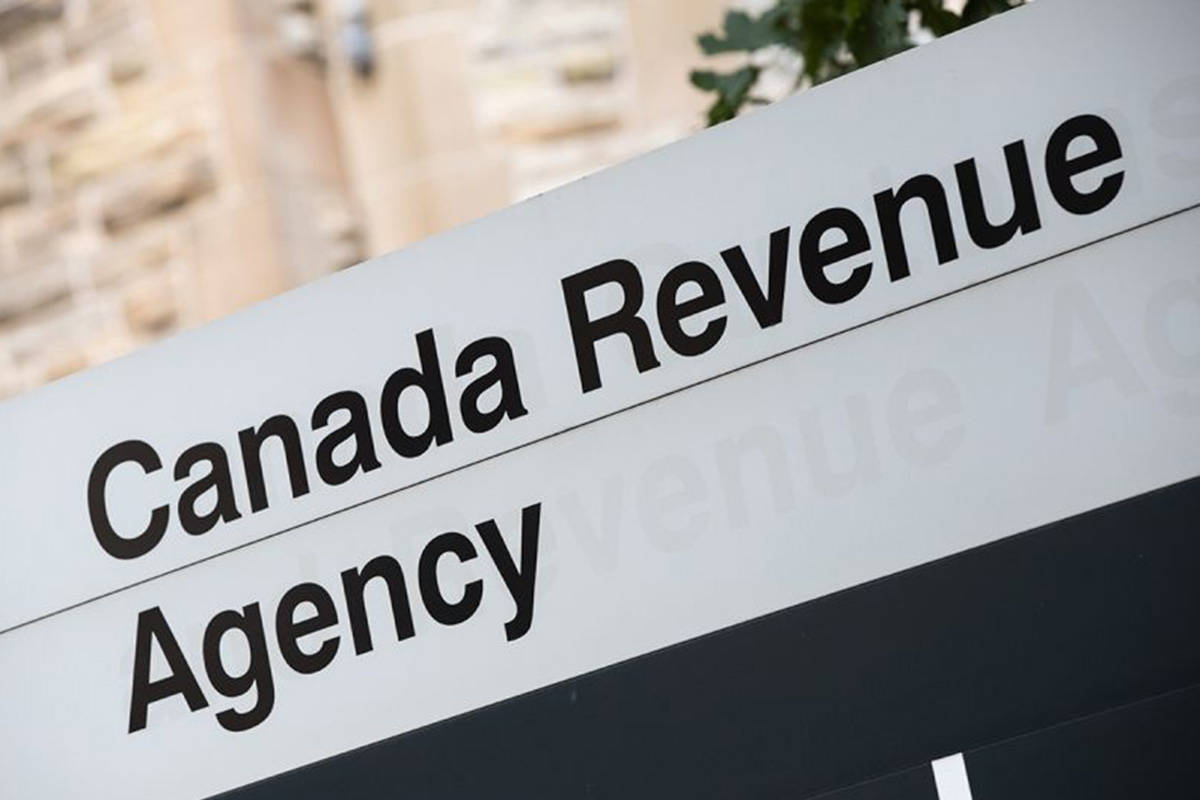 A telephone scam involving people impersonating Canada Revenue Agency staff is getting aggressive in the Shuswap. (Black Press file photo)