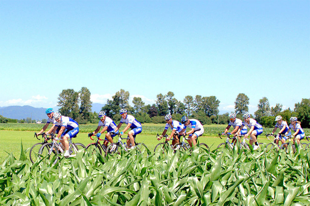 Ride for the kids Langley-to-Sardis event marks anniversary