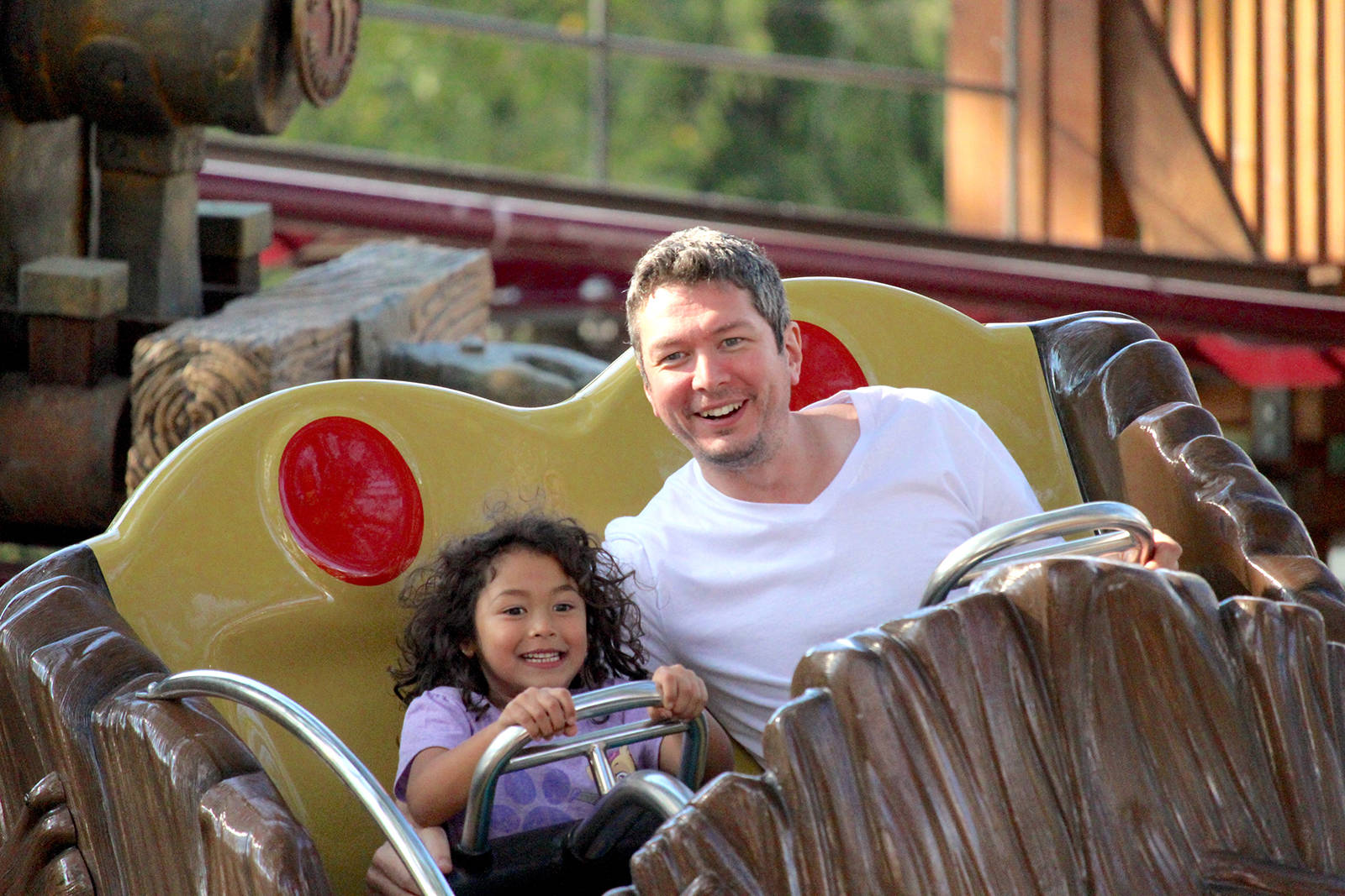 All ages find plenty of fun at Cultus Lake Adventure Park.