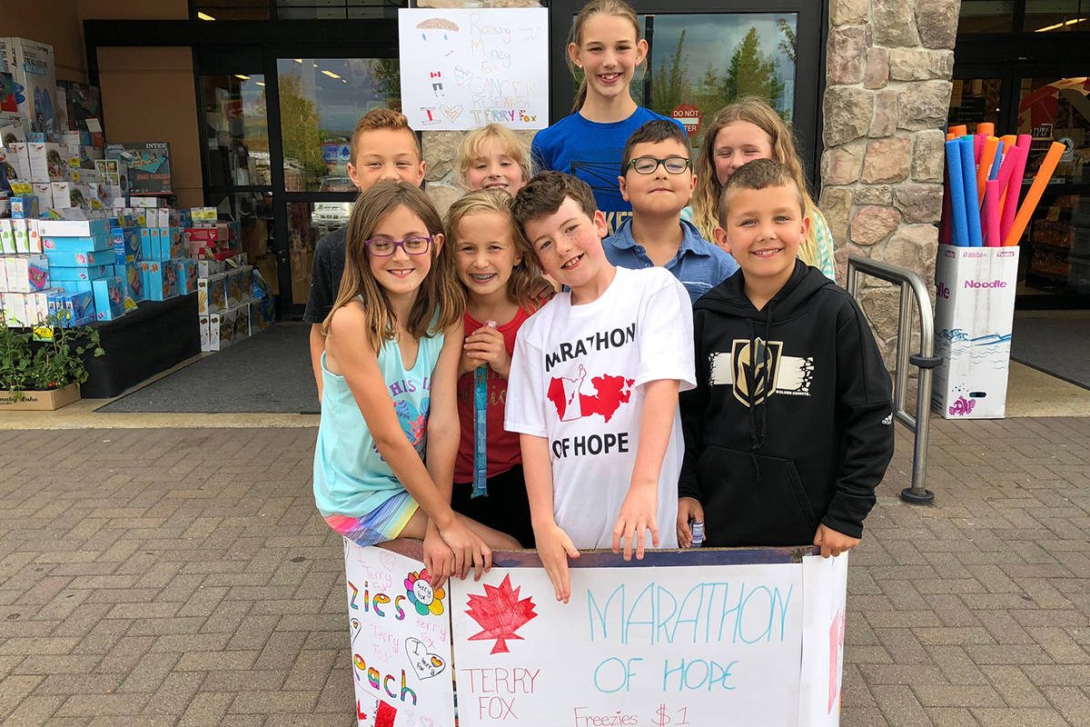 Clayton boy has waited all year to throw cancer fundraiser on his birthday