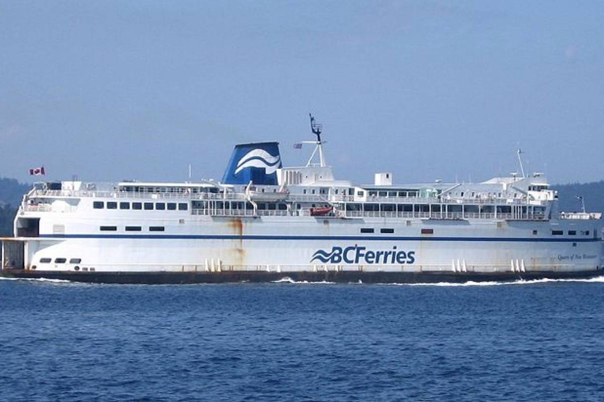 bc ferries sailing cancellation continue between swartz bay and