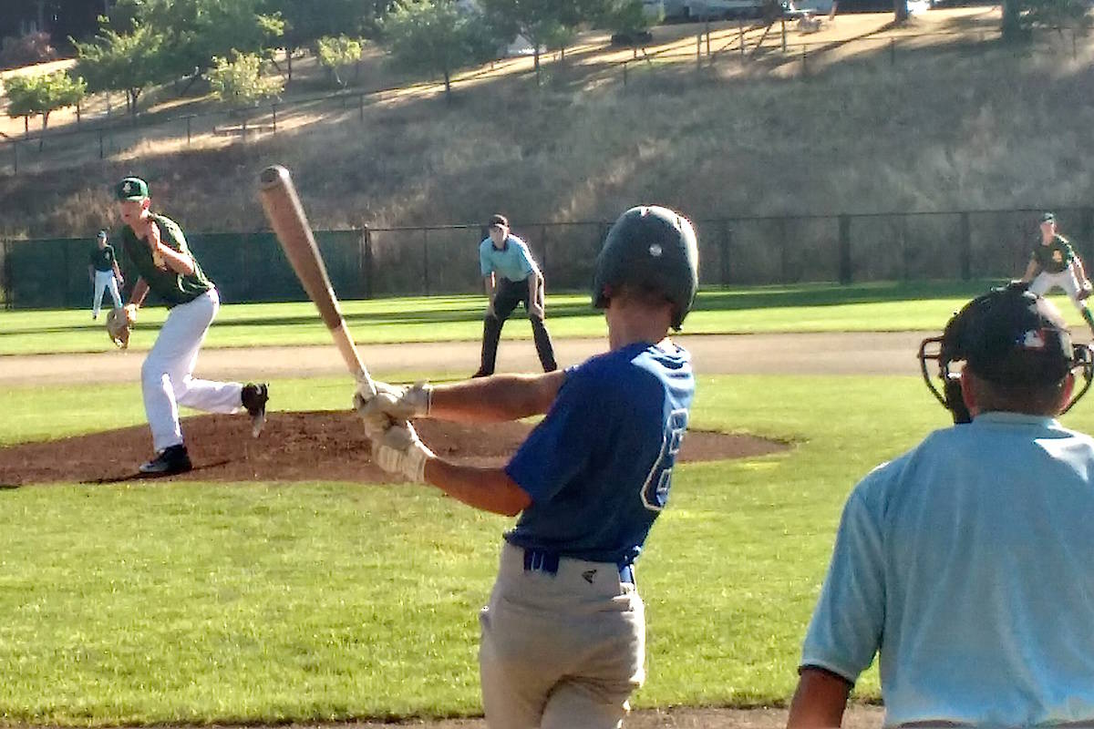 Lower Mainland teams battle for baseball gold at BC Games