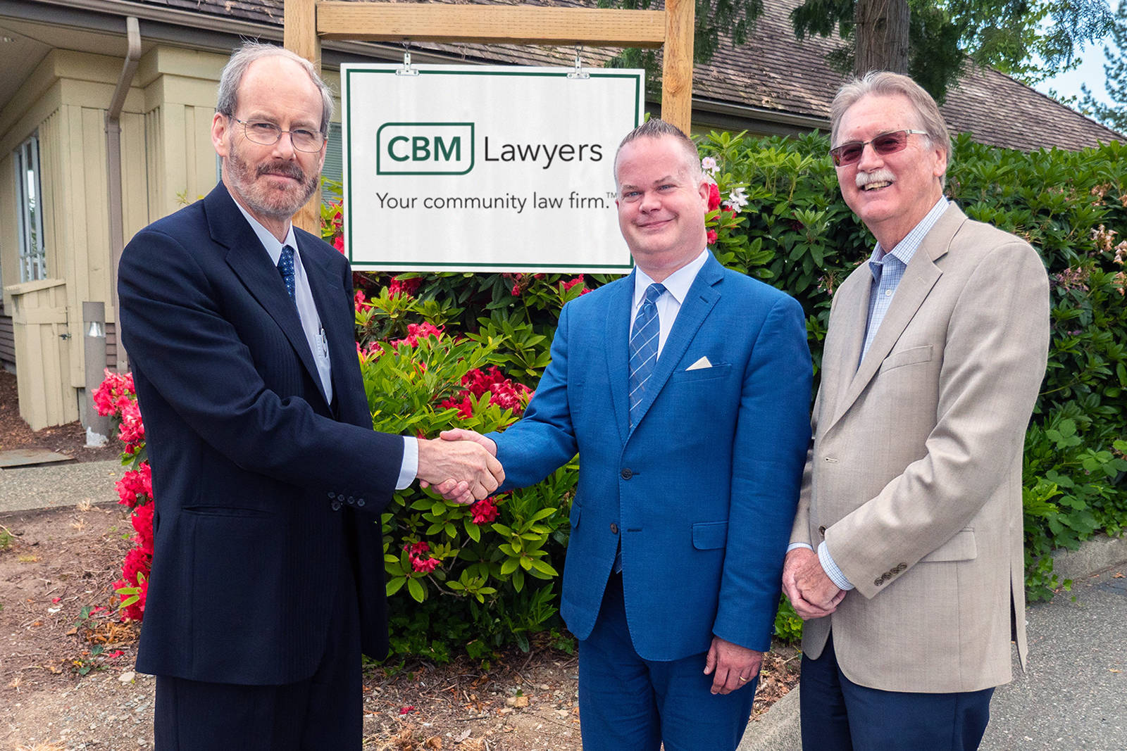 CBM Lawyers has expanded into Langley's Walnut Grove neighbourhood.