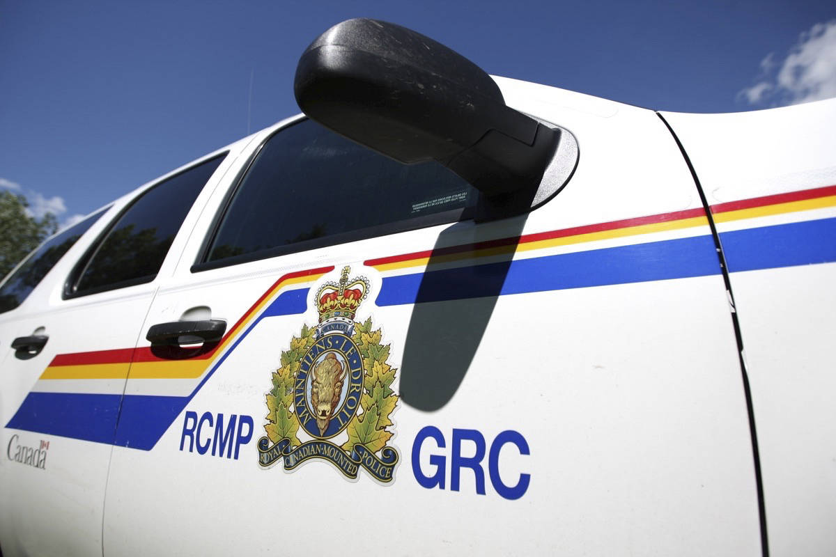 Red Deer RCMP (File photo by Jeff Stokoe/Advocate staff)