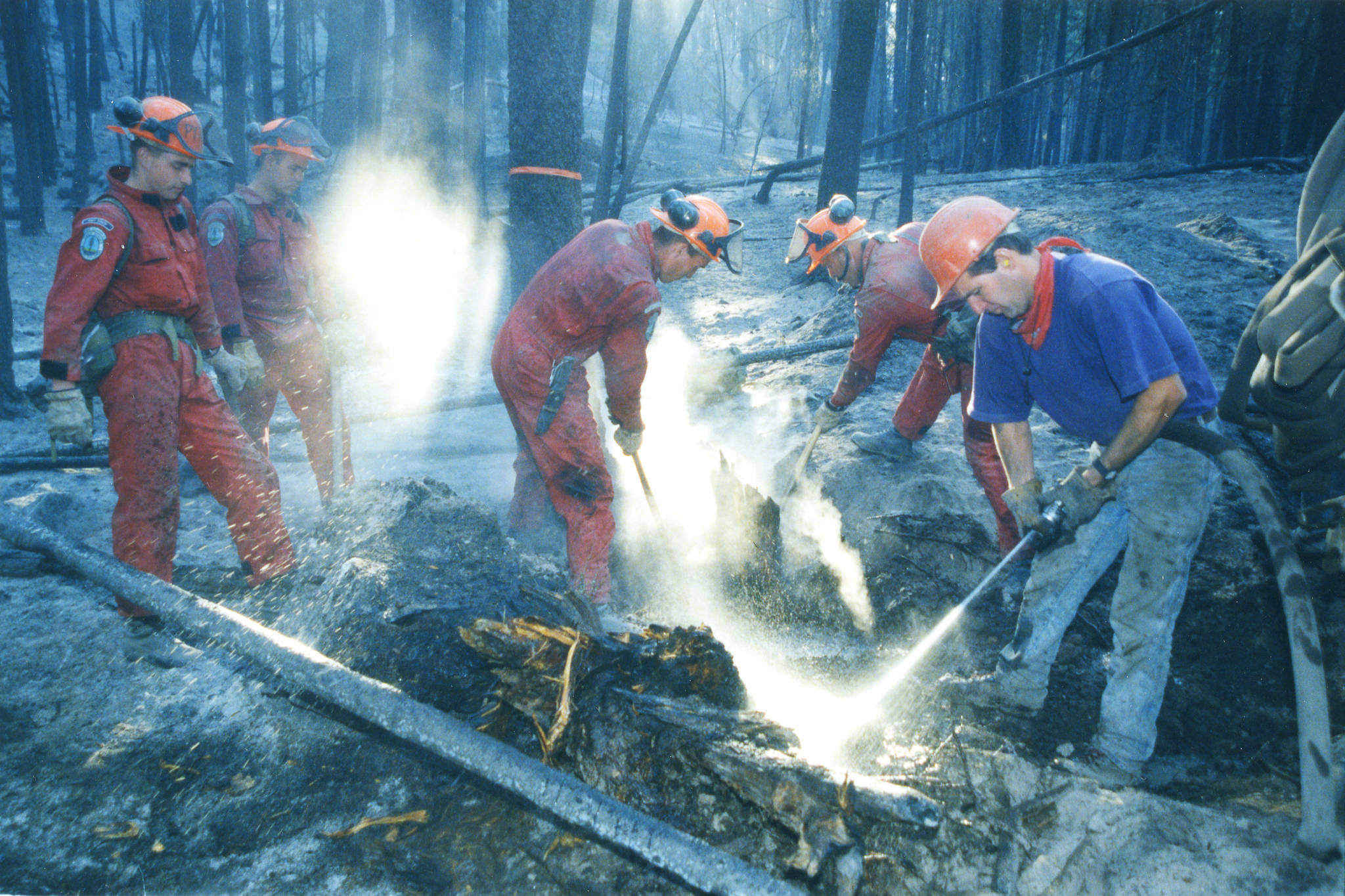 20 years later, destructive '98 B.C. wildfire a reminder that fire fuels need to be cut