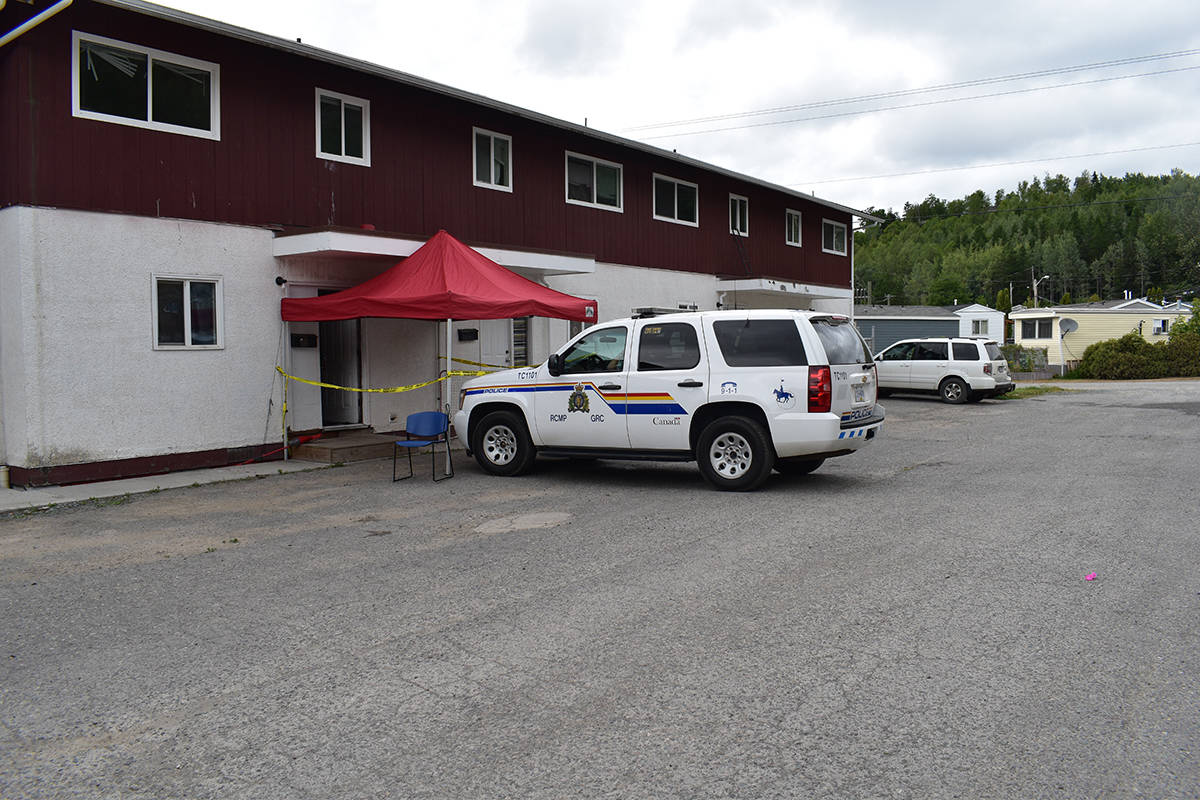 1 woman dead in first suspected homicide in Terrace since 2015