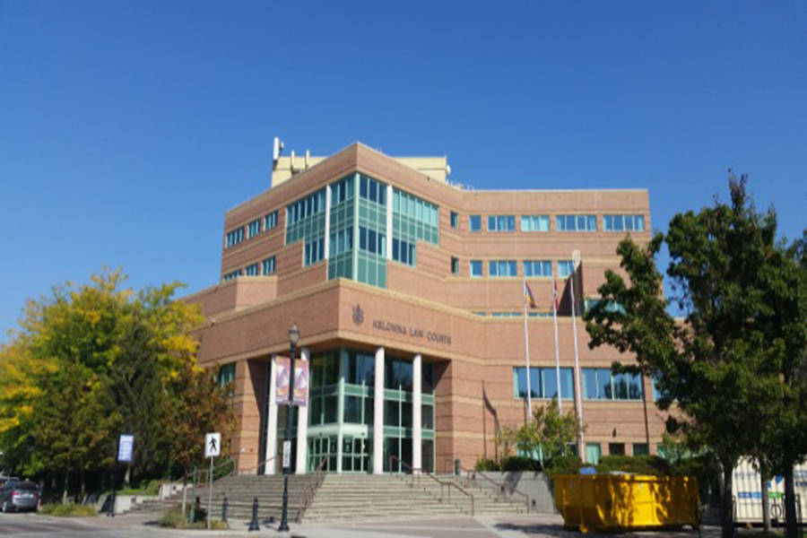 UPDATE: Kelowna's crying judge refuses to pull herself from case