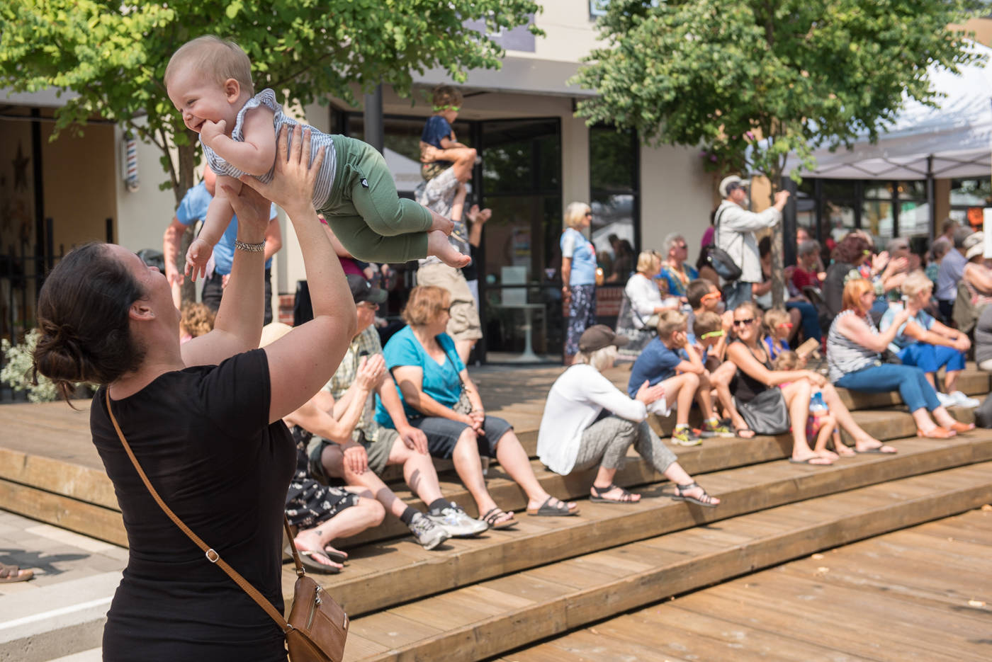 Head to McBurney Plaza Aug. 29 to enjoy the Sounds of Summer.
