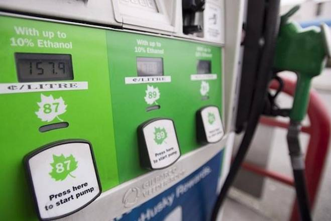 Gas prices to spike for Labour Day long weekend
