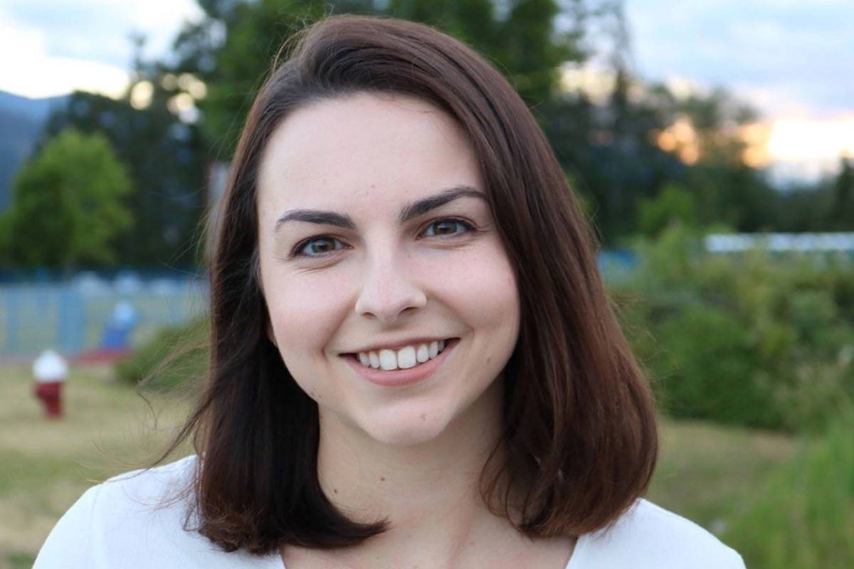 Miranda Fatur is a new reporter at the Langley Times.