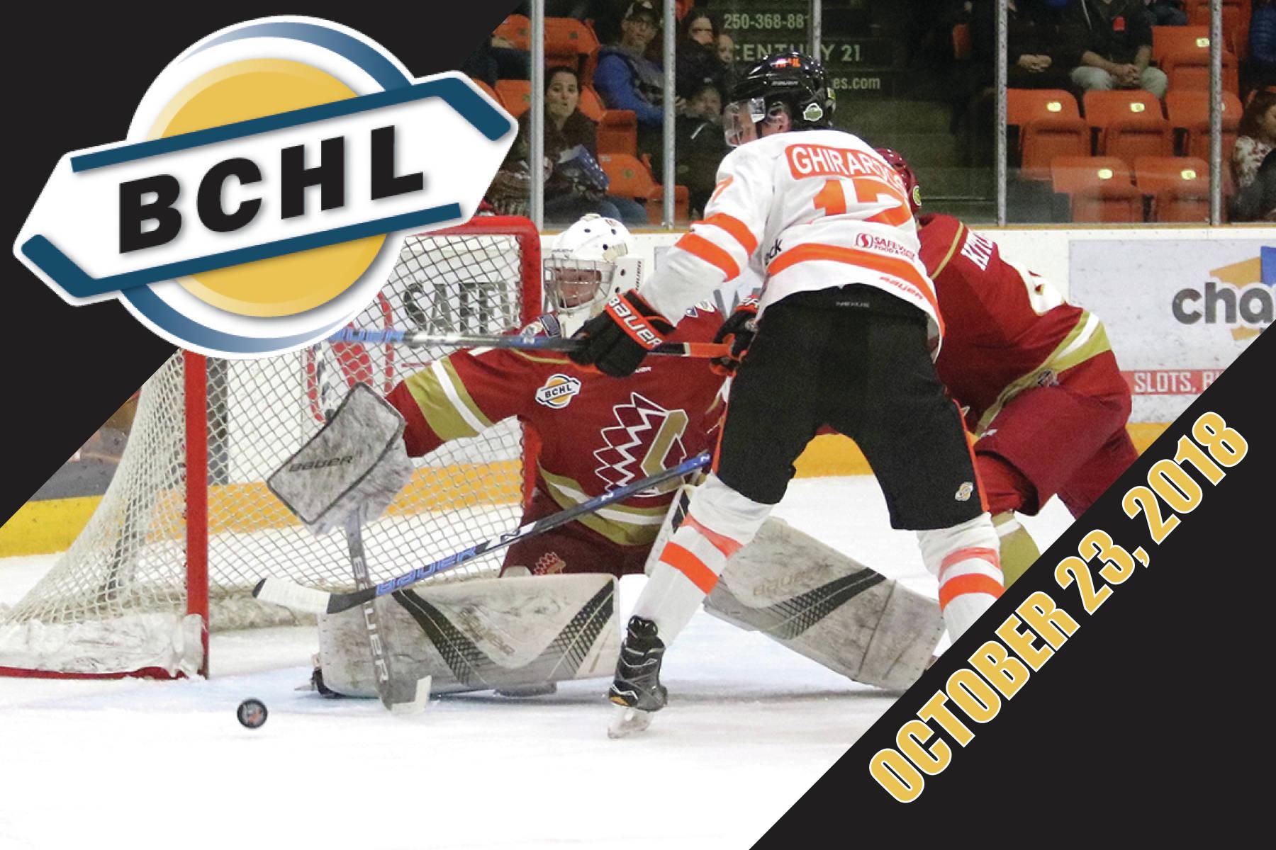 Around the BCHL: Chilliwack Chiefs snag spot in CJHL national rankings