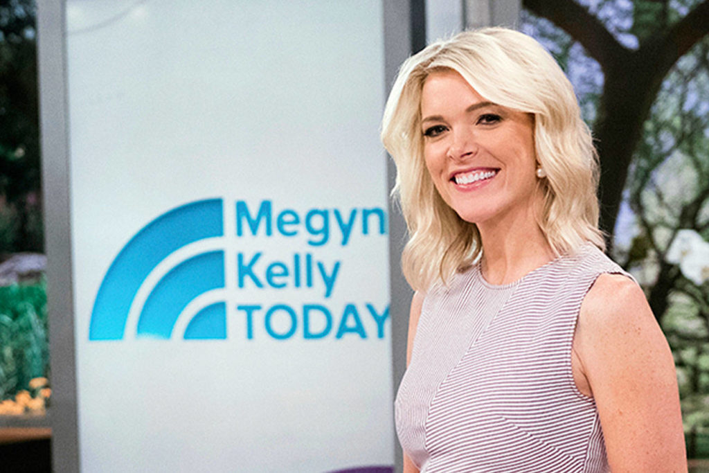 Megyn Kelly absent from show following blackface comments