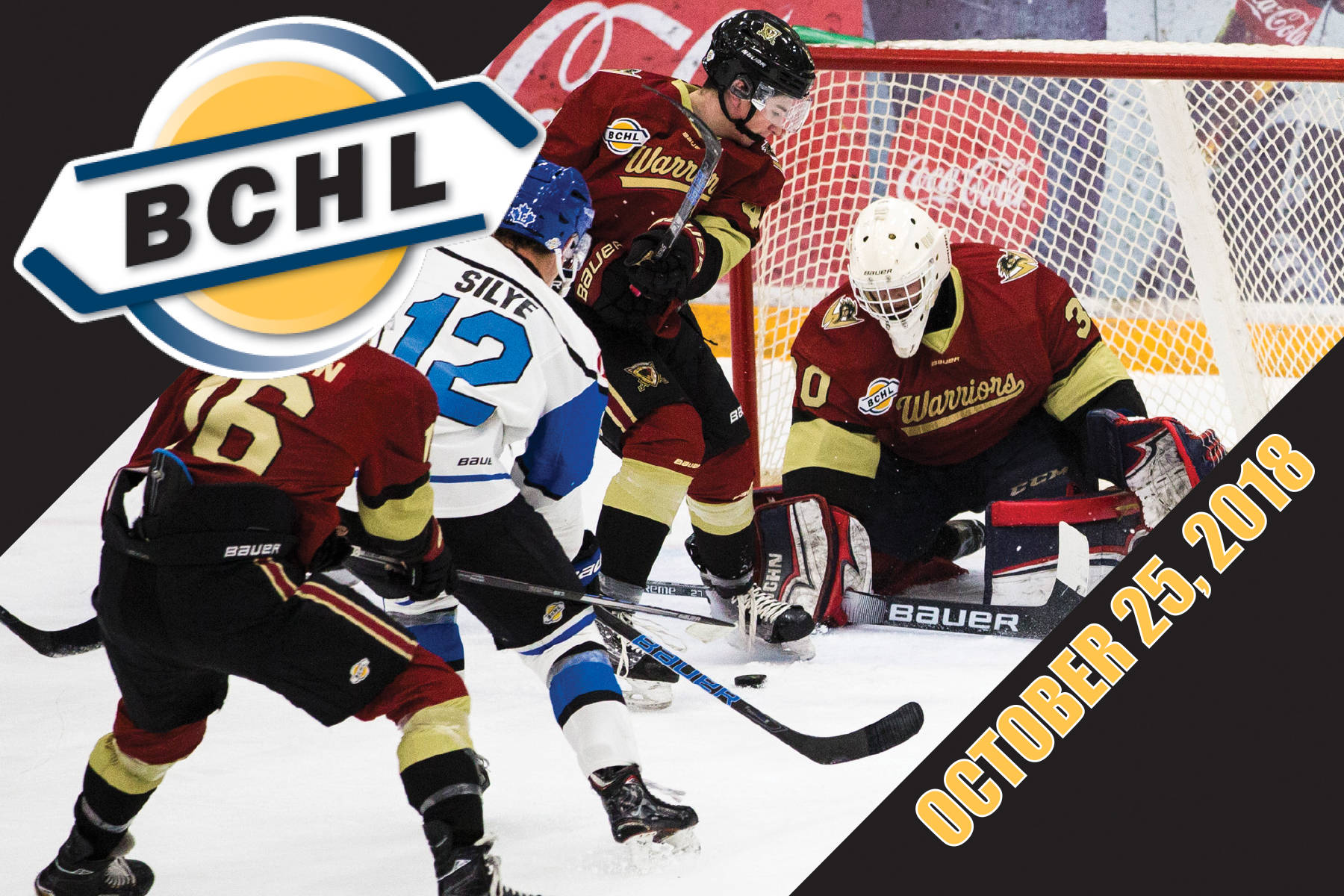 Around the BCHL: Coquitlam Express for real and Trail trades Levi Glasman