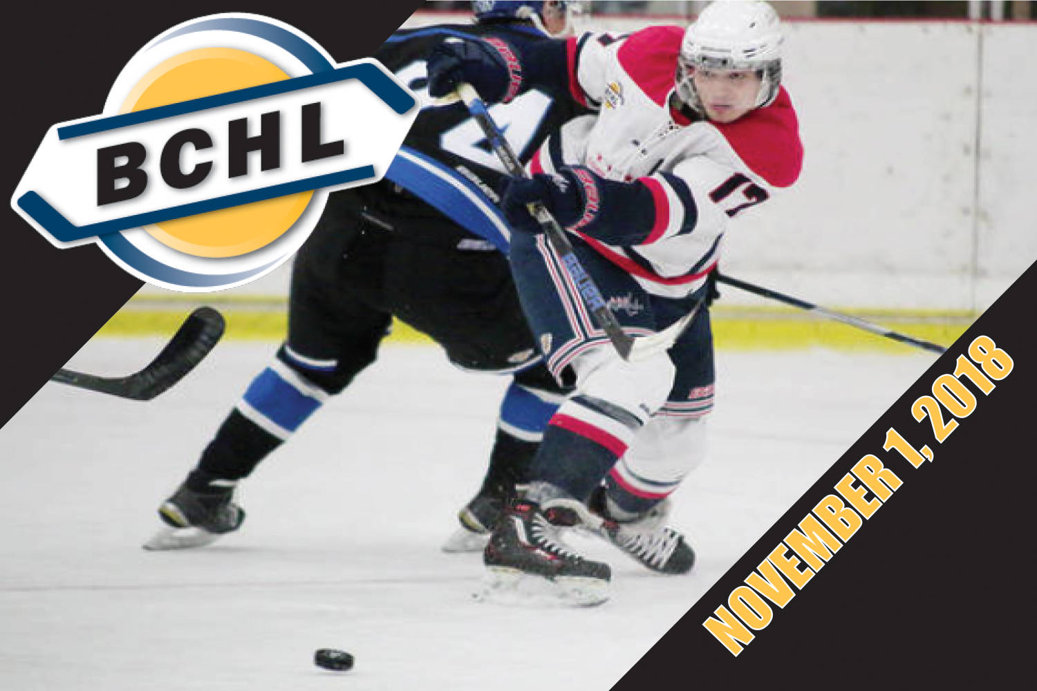 Around the BCHL: West Kelowna Warriors keep winning and Vipers suffer another hard-luck loss