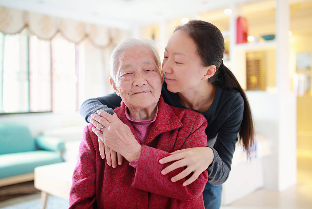 Winter can be a time of greater isolation for seniors. Extra visits and phone calls from friends and family can help them stay connected. Community resources can also be found at bc211.ca.