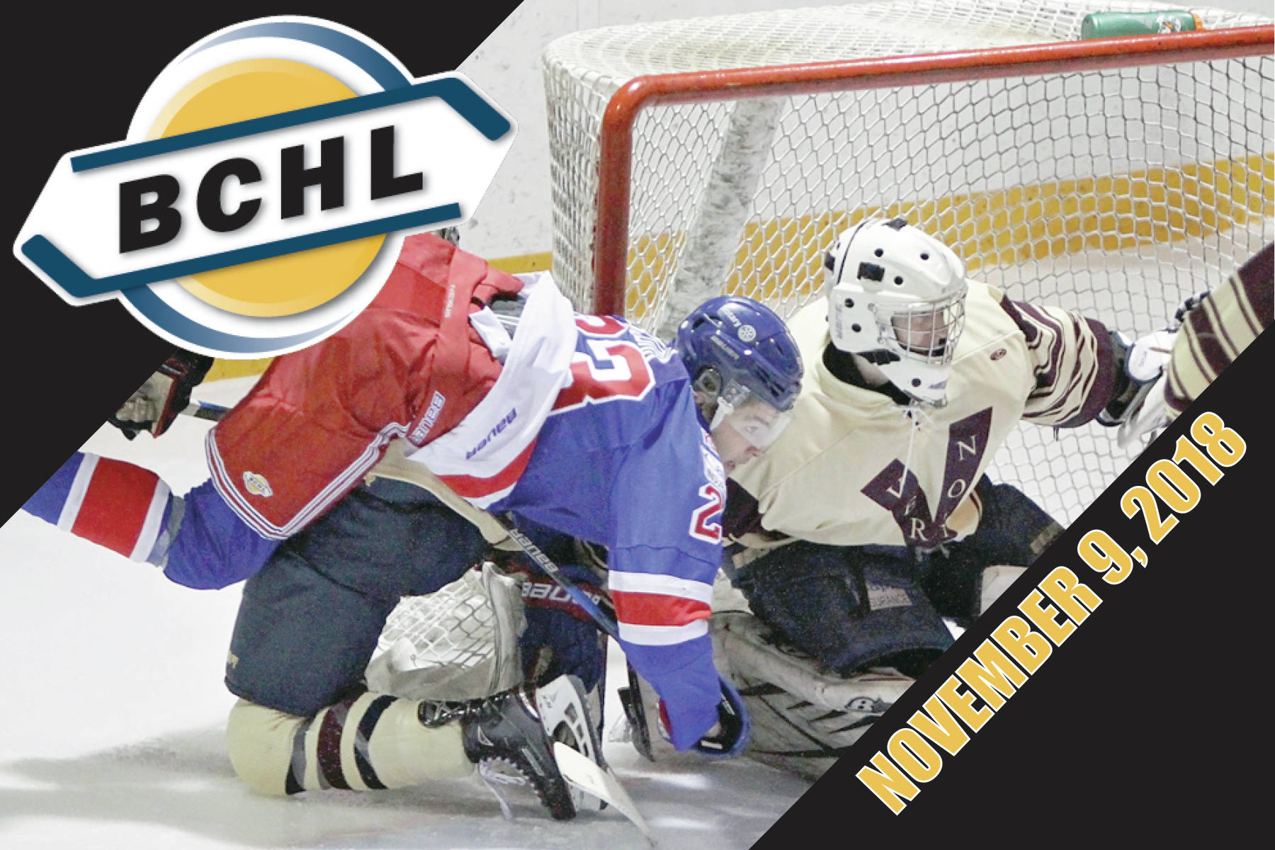 Around the BCHL: Moves for Movember and BCHL adds stats