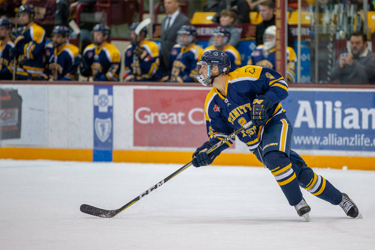 Spartans will put their five-game winning streak on the line in Selkirk. File photo courtesy TWU