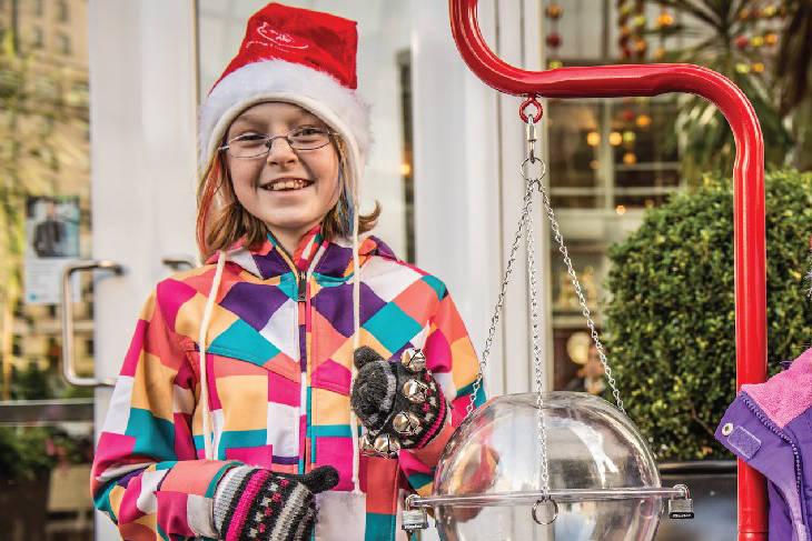 Christmas Kettle Campaign shares cheer now… and throughout the year