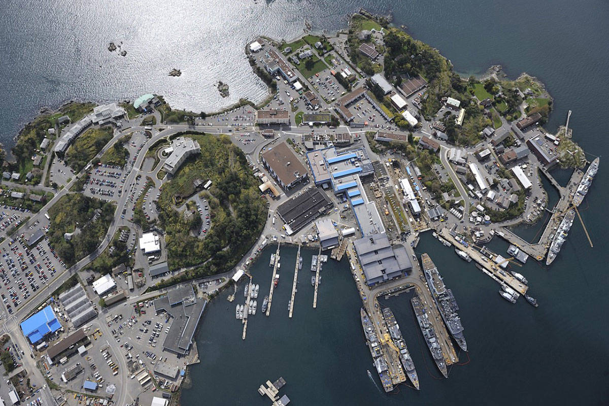 The Canadian Forces National Investigation Service is investigating an alleged sexual assault that happened at the CFB Esquimalt on Oct. 5. (BlackPress file photo)