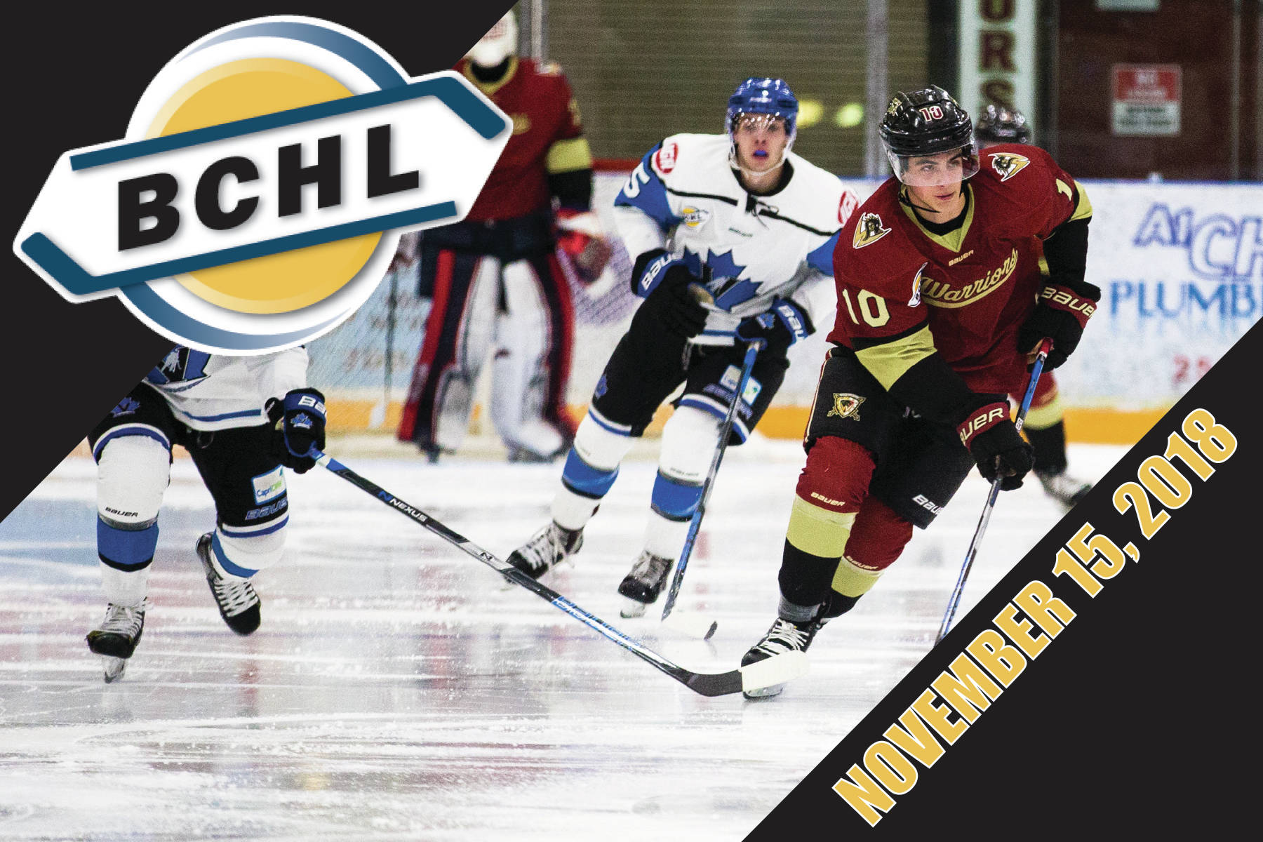 Around the BCHL: Junior A cities to host World Junior tuneup games
