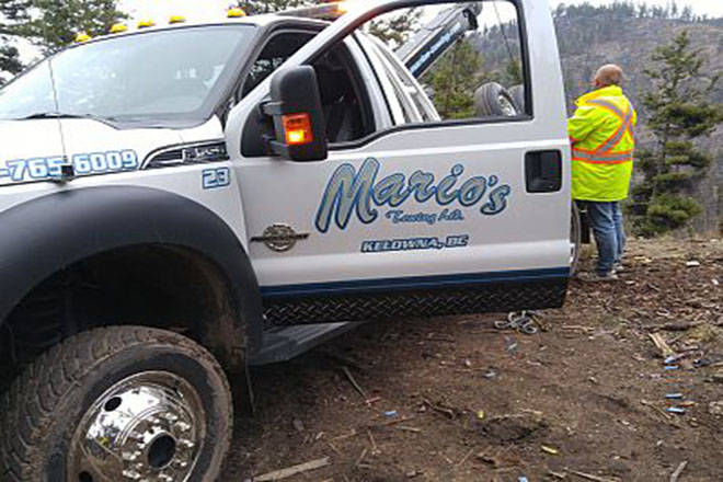 Road safety tragedy hits home for B.C. tow truck firm