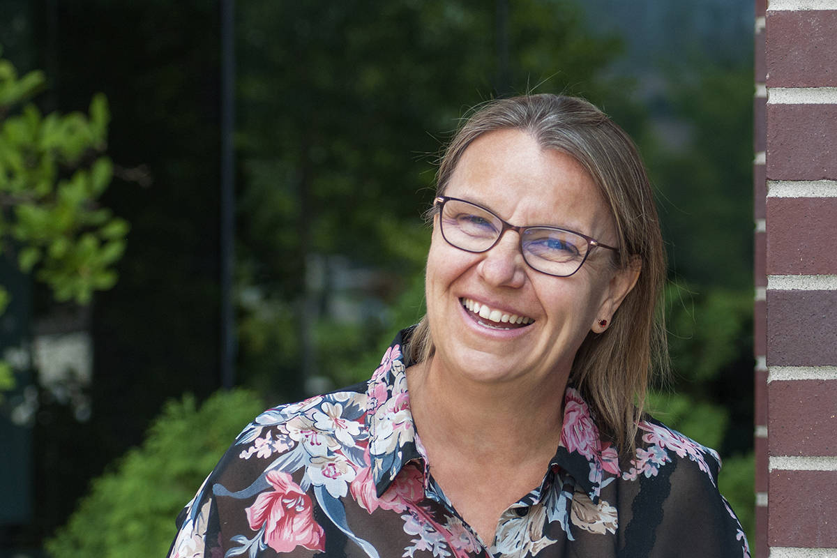 Susan Murch, chemistry professor at UBC Okanagan, has partnered with a BCIT professor and Pacific Rim Brands, a Kelowna-based integrated cannabis company to develop beverage formulas containing cannabis extracts. —Image: contributed