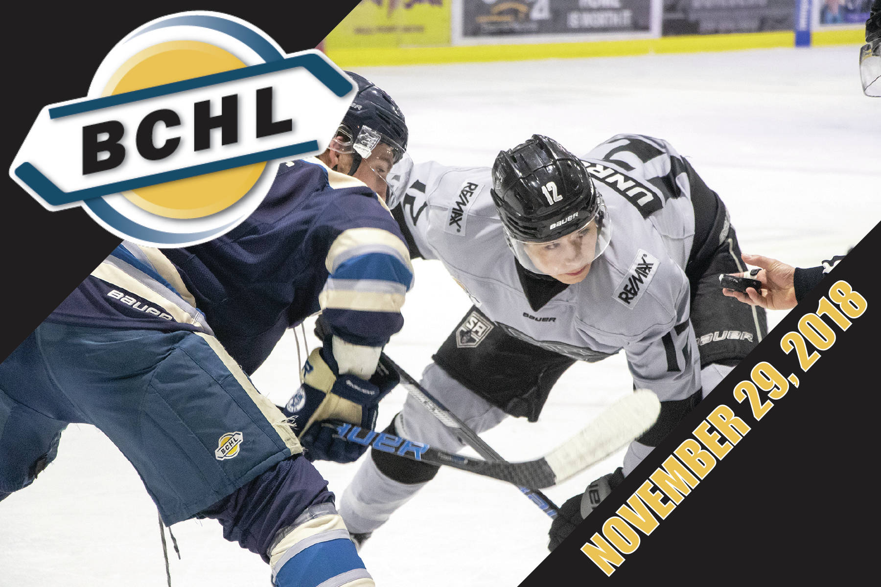 Around the BCHL: Surrey Eagles have a new head coach, again