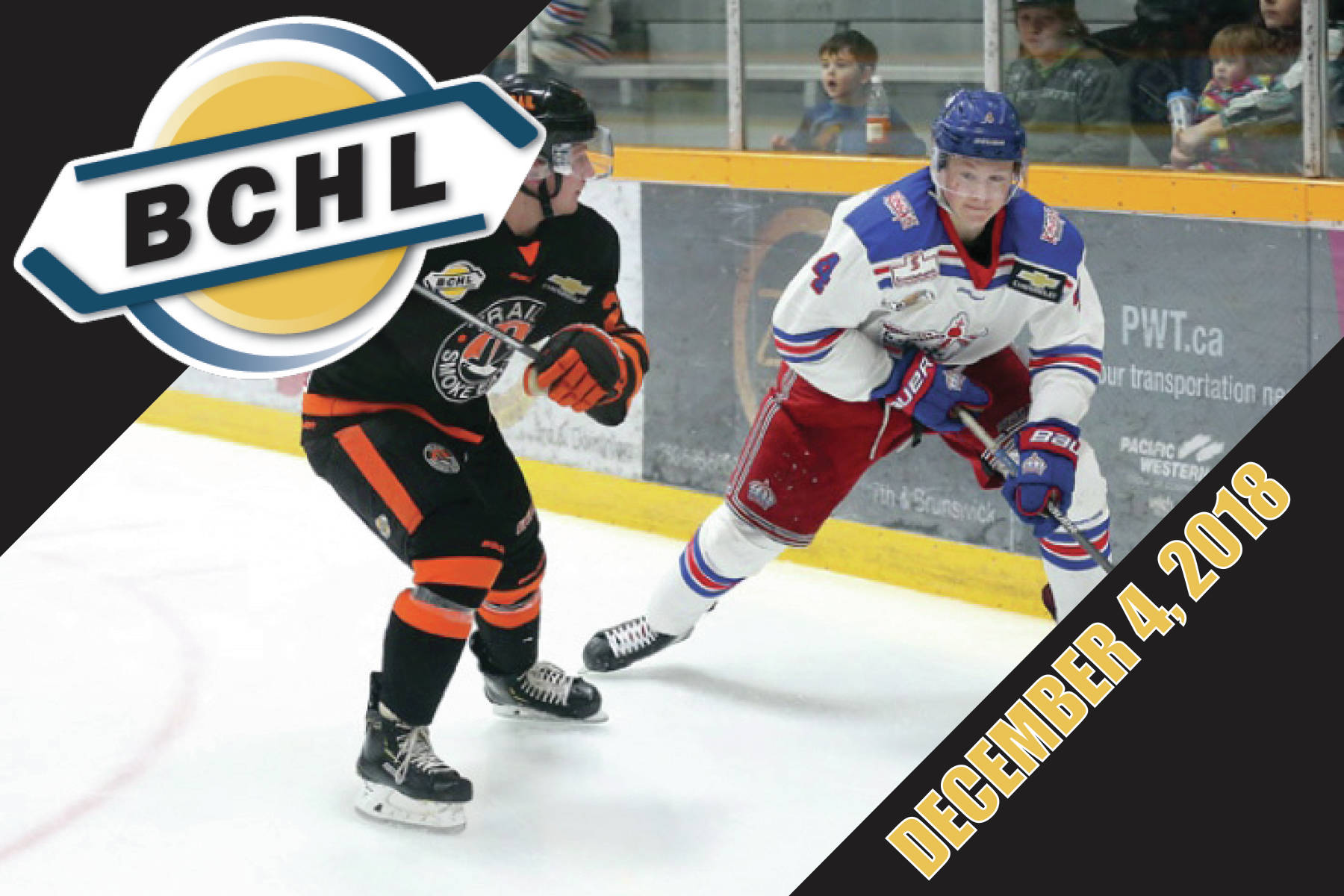 Around the BCHL: Victoria's young guns light the lamp and Wenatchee fans paint the ice