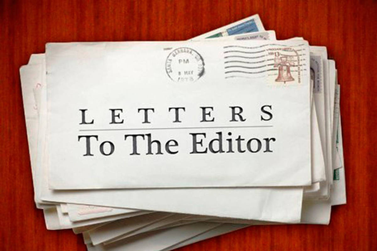 LETTER: We have one chance, let's get it right