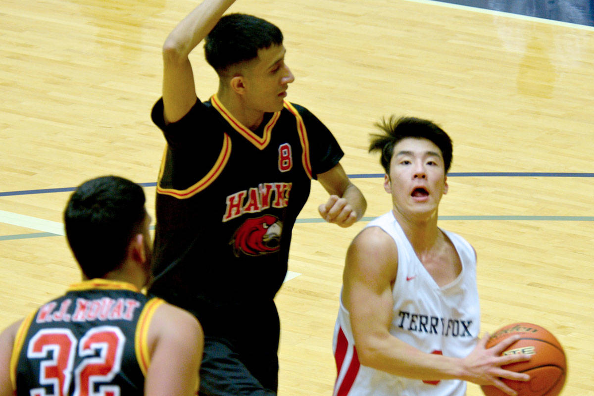 B.C.'s best high school basketball teams competing in Langley