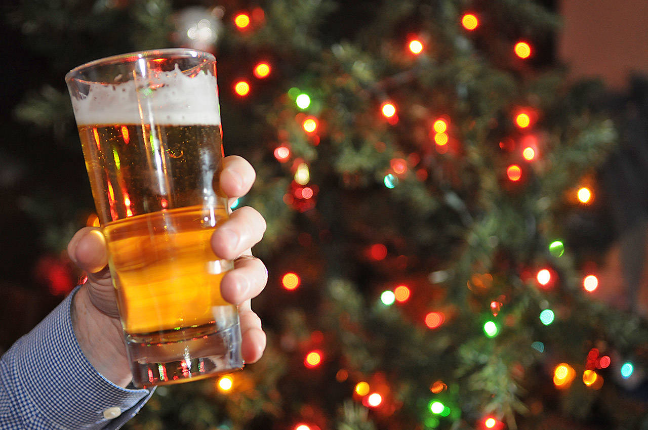 Christmas season means staff parties where over-consumption, drinking and driving, and sexual misconduct can be a problem. (Jenna Hauck/ The Progress)