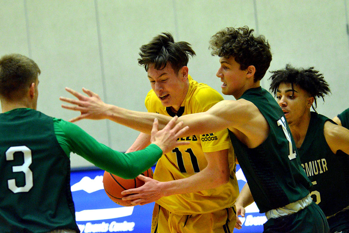 Panthers win Tsumura Basketball Invitational at Langley Events Centre