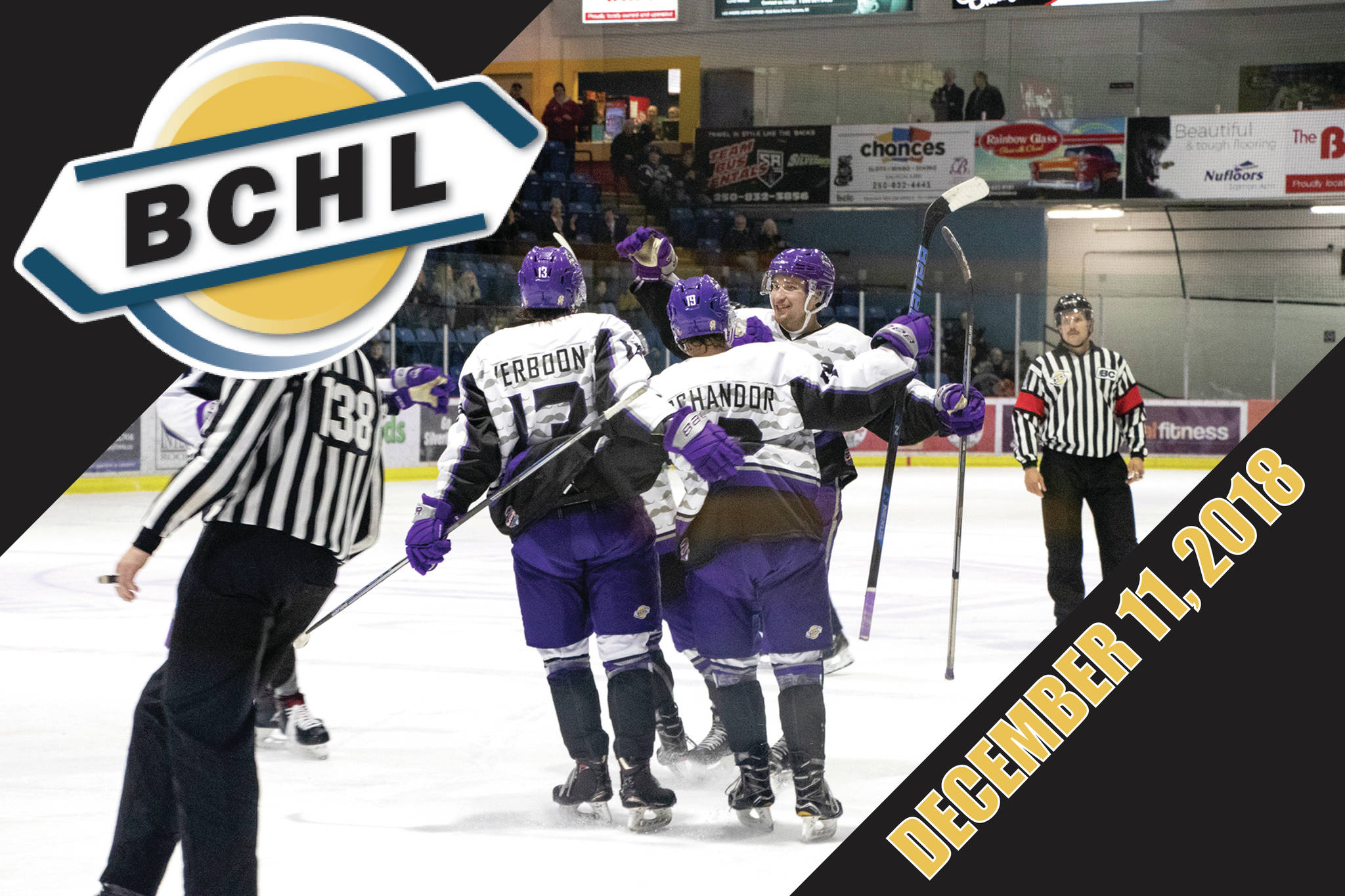 Around the BCHL: Tough season for goalies and Prince George makes a move