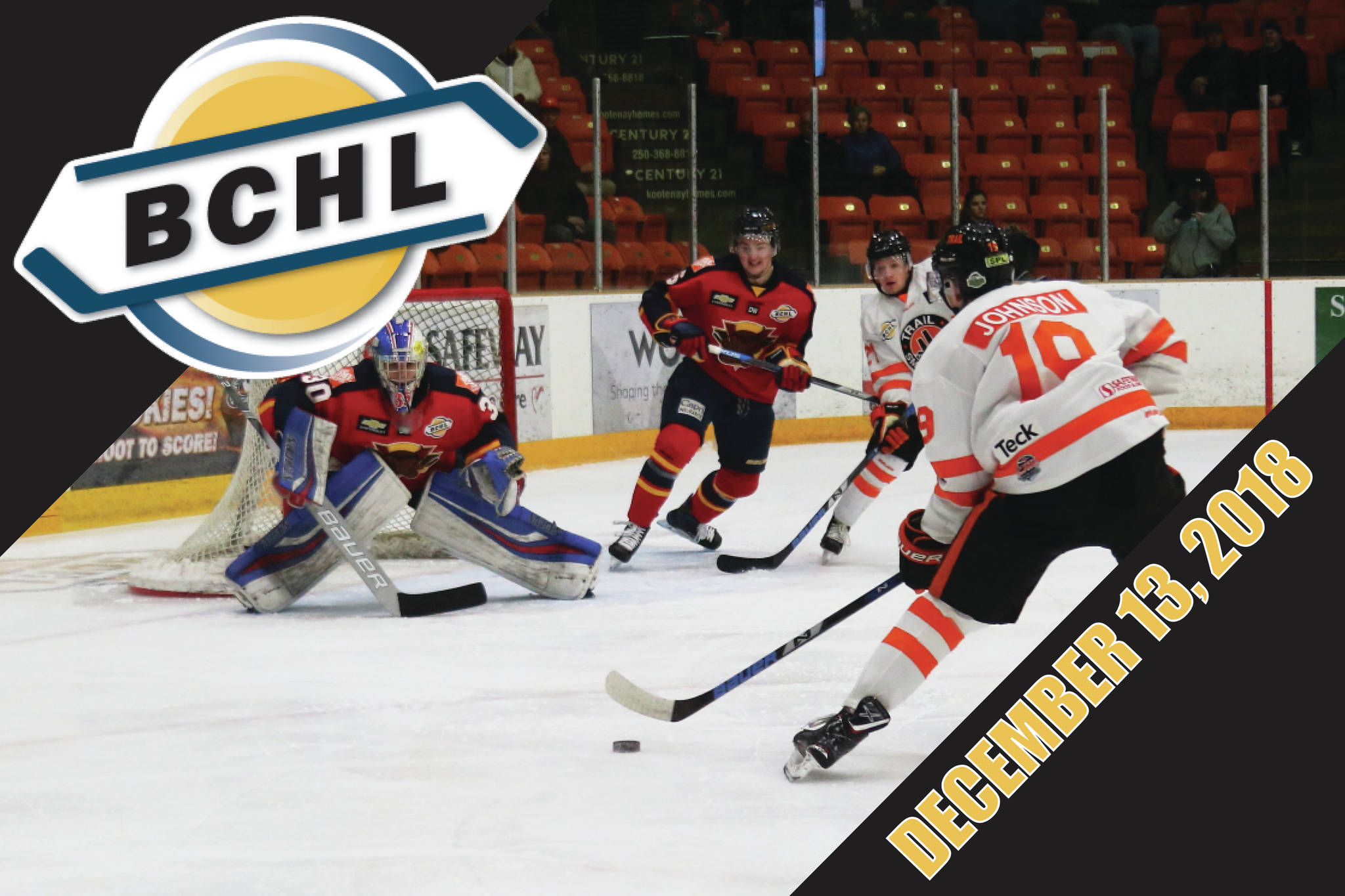 Around the BCHL: West Kelowna Warriors lose defenceman to NCAA