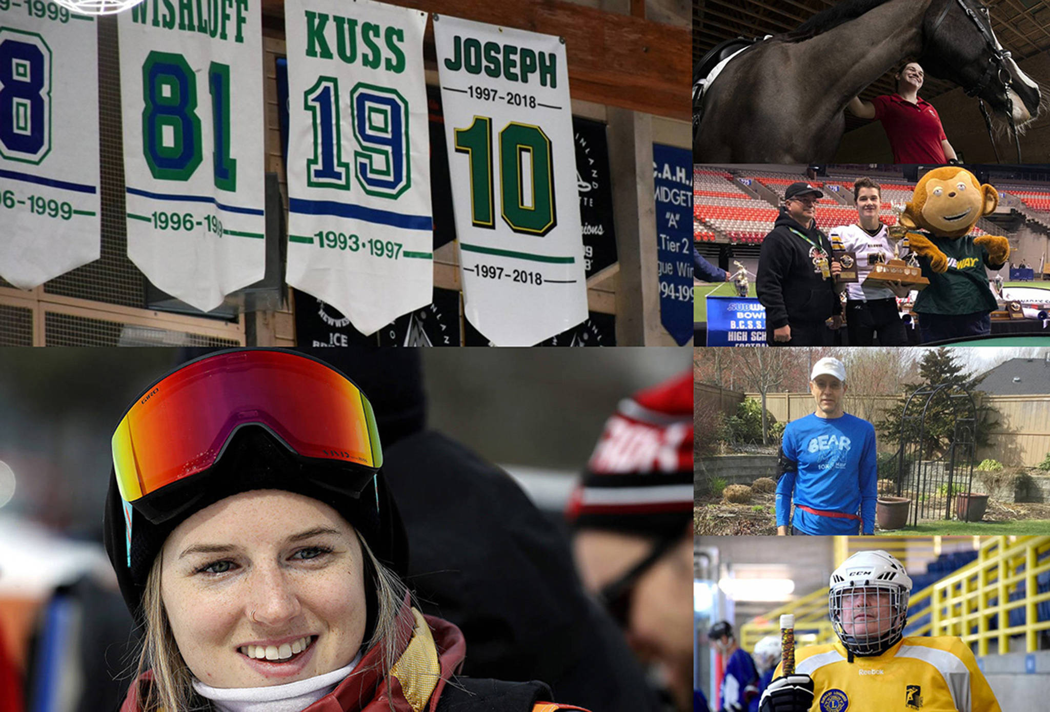 Triumph and devotion drive B.C.'s most inspirational sports stories of 2018