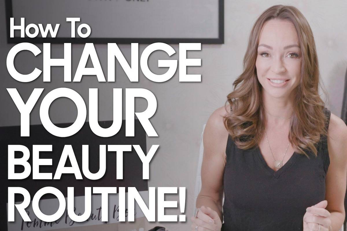 Fashion Fridays: How to change your beauty routine