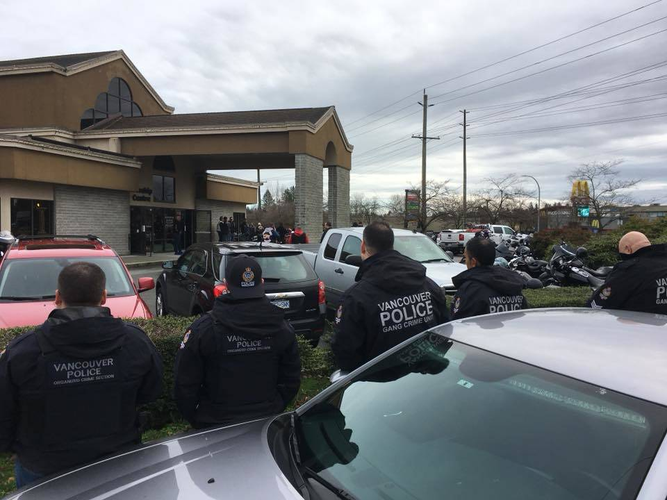 Hundreds attend Hells Angels funeral in Maple Ridge