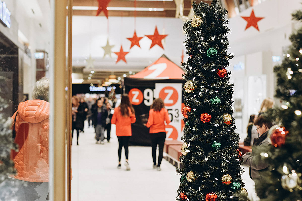 Gift idea for Langley's last-minute shoppers
