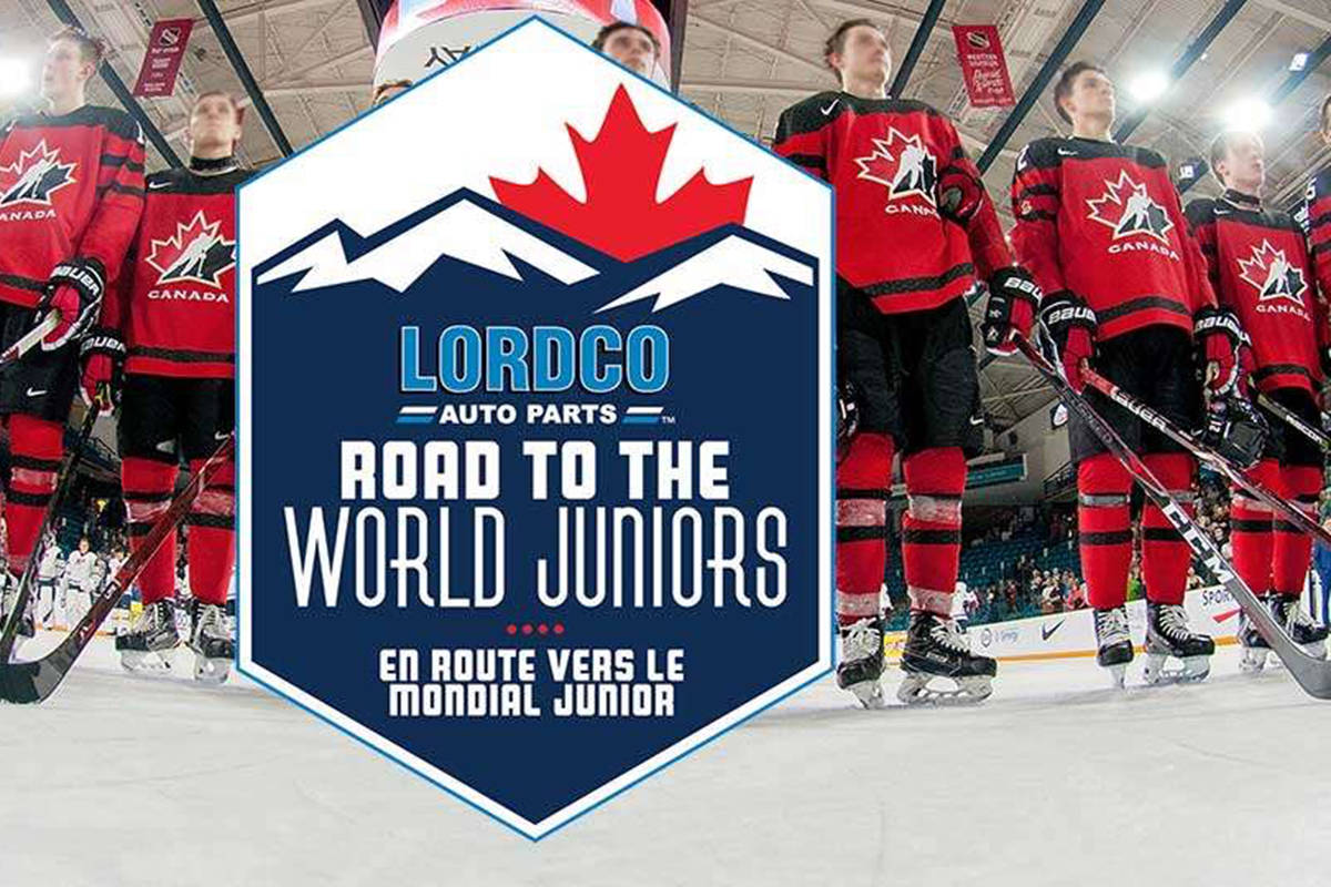 Road to the World Juniors leads through Langley