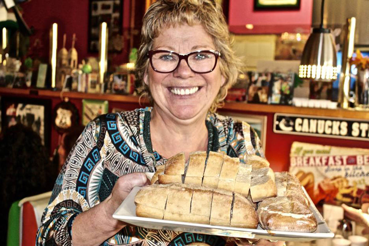 Shannon Brogan is hosting a community Christmas dinner at Brogan's Diner on Christmas Day. Courtesy Suzanne St-Germain