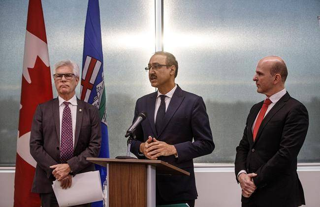 'A start:' Alberta critical of Ottawa's $1.6B package for ailing energy sector